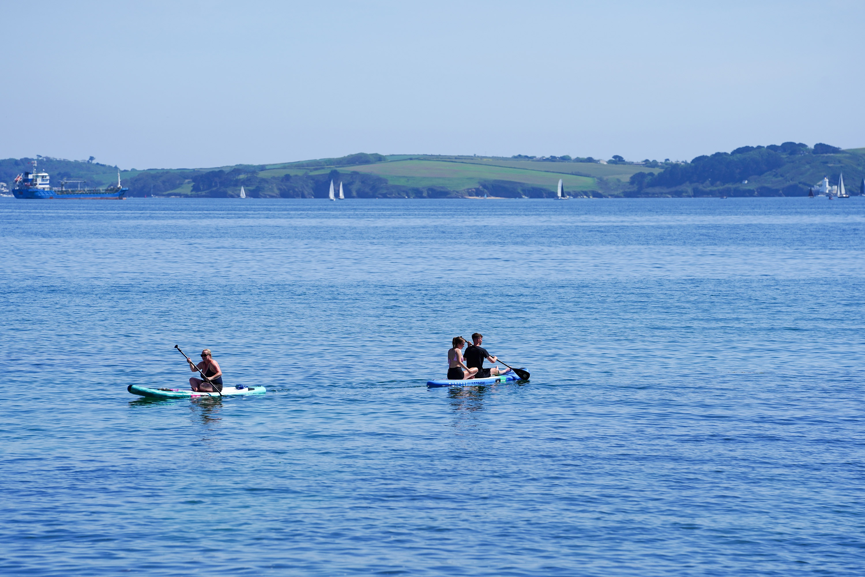 Meudon kayaking