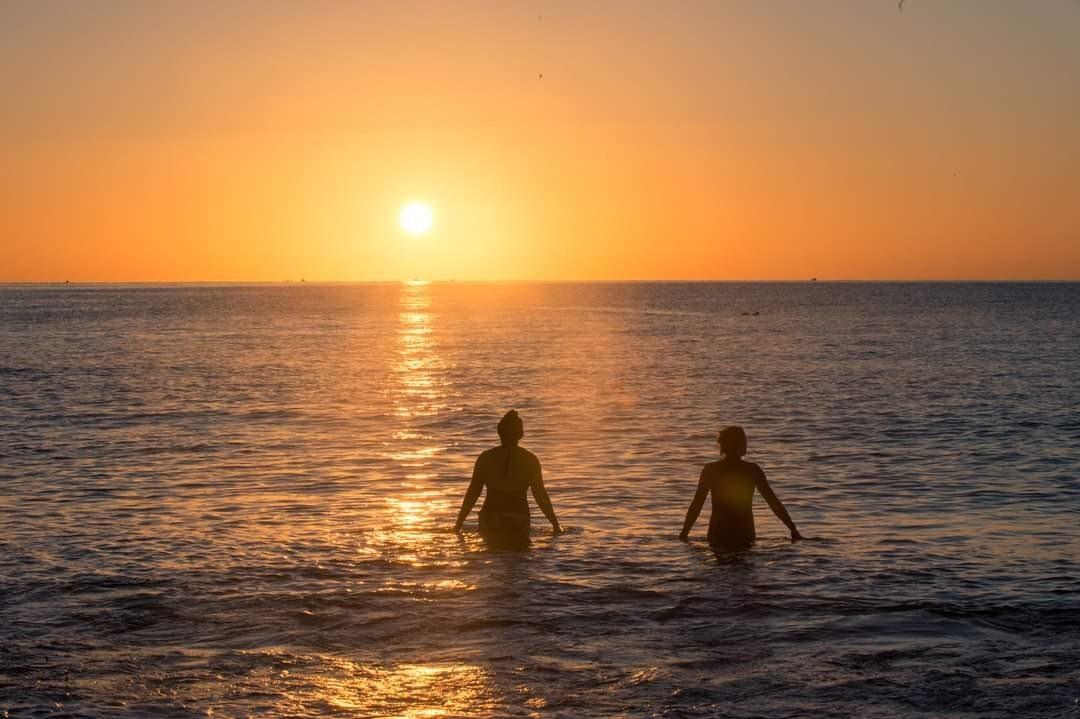 Sea Swimming February 2021