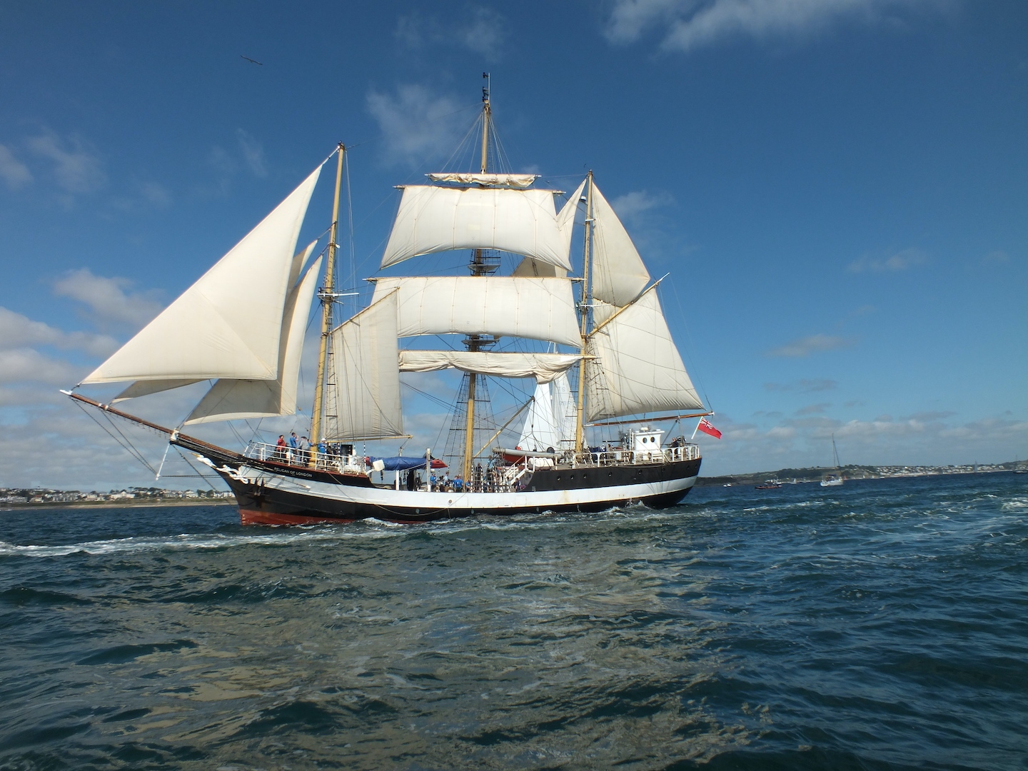 Whats On Tall Ships homepage 1440 x 1080